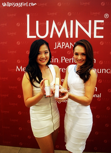 LUMINE Japan Launch in Malaysia @ Zang Toi Cafe 4