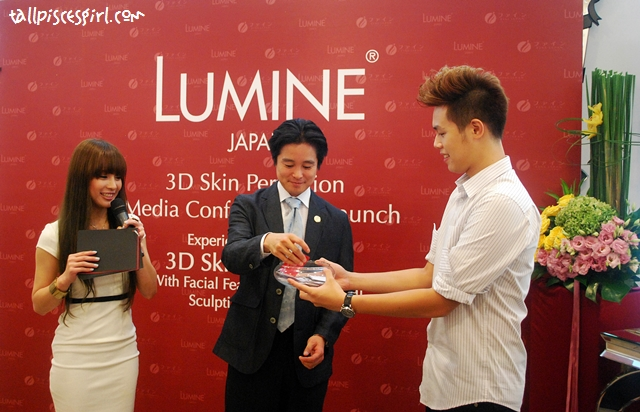 LUMINE Japan Launch in Malaysia @ Zang Toi Cafe 5