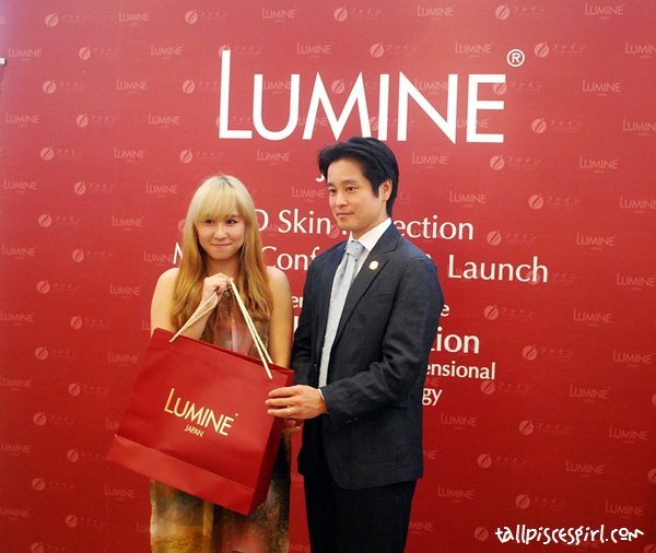 LUMINE Japan Launch in Malaysia @ Zang Toi Cafe 8