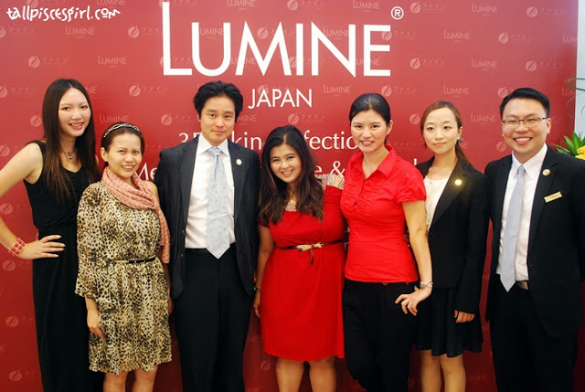 LUMINE Japan Launch in Malaysia @ Zang Toi Cafe 10