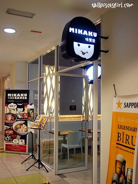 Mikaku Ramen