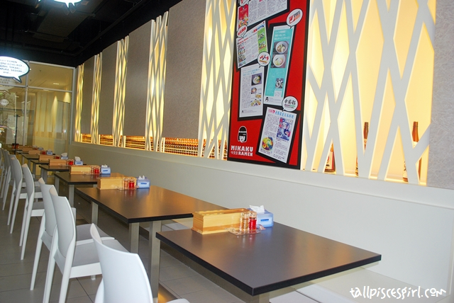 Food Review: Mikaku Ramen @ 1 Shamelin Shopping Mall 2