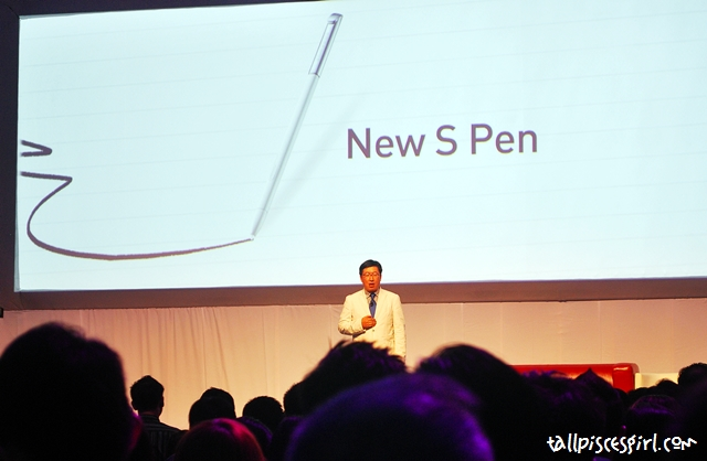 Introducing the New S Pen