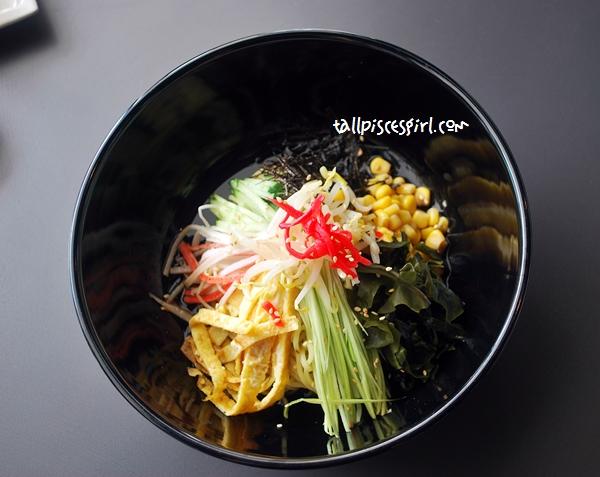 Hiyashi Chuka (Price: RM 18.90)