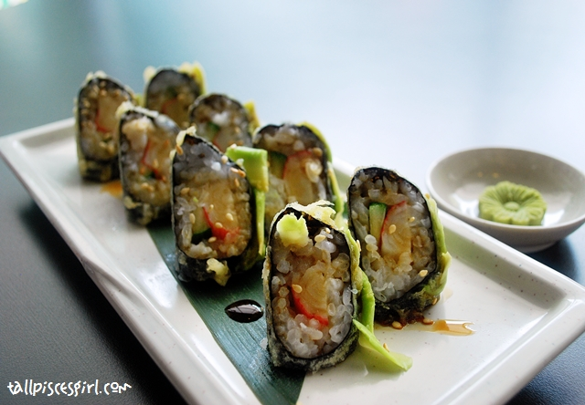 California Sushi Maki Age (Price: RM 7.90)