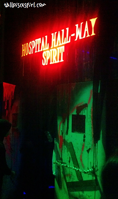 Hospital Hallway Spirits