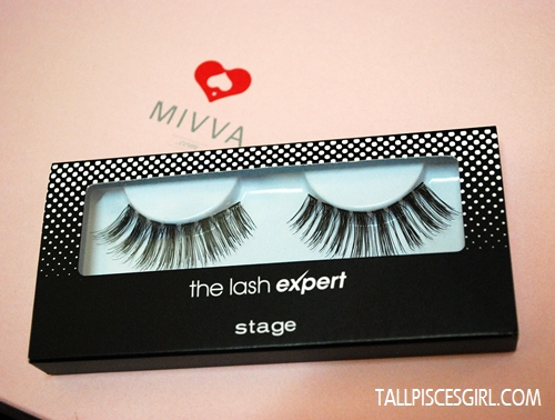 MIVVA Beauty Box: Stage Eyelash