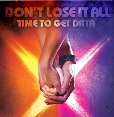 Don't Lose It All, Time to Get Data (Part 1) 1