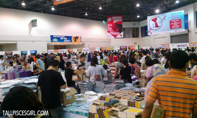 Big Bad Wolf Books Sale 2012 @ MIECC 2