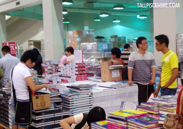 Buying boxes of books?!