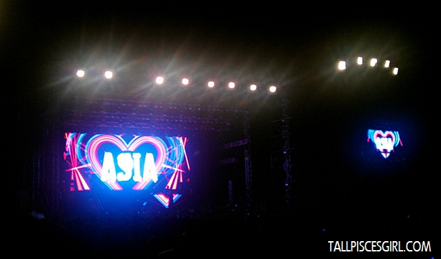 We Love Asia stage