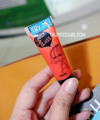Lovely Lip Gloss: 05 Peach Smoothie