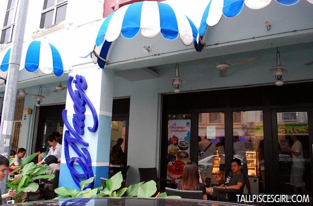 Nadeje Patisserie Cafe