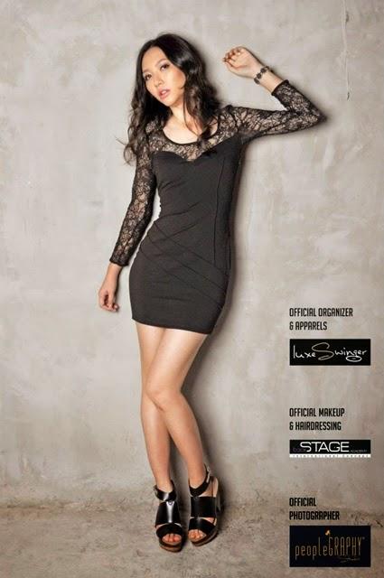 Luxe Swinger Fashion Shoot Featuring Bardot 3