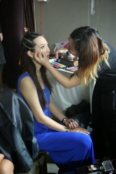 Luxe Swinger Fashion Shoot Featuring Bardot 2