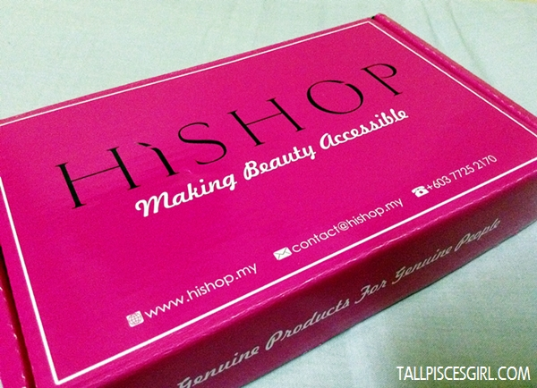 HiShop Beauty Ambassador Welcome Pack