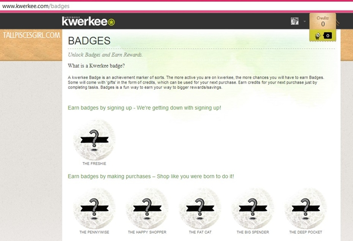 Unlock badges and earn rewards