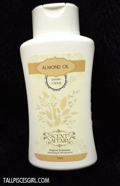 Scent Affair Fragrant Bodywash - Almond Oil