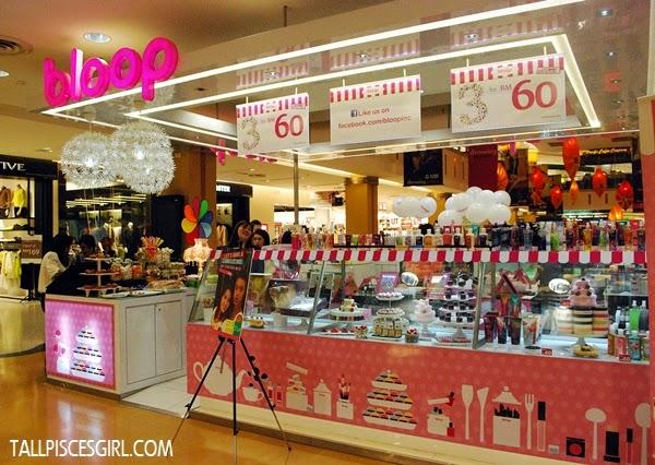Bloop X HiShop Candy Makeup Party 1