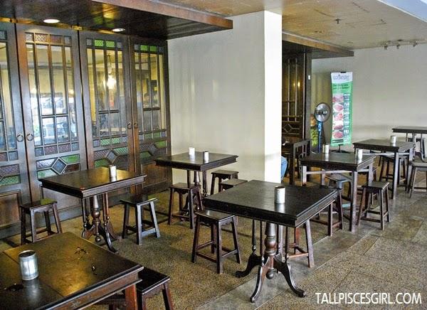 Coriander Leaf Restaurant Exterior