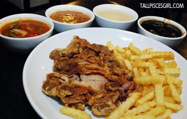 Chicken Chop Price: RM 11.90