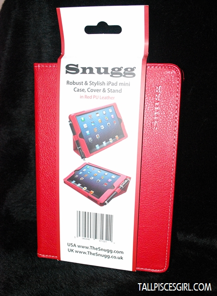 The Snugg iPad Mini Case Cover & Stand