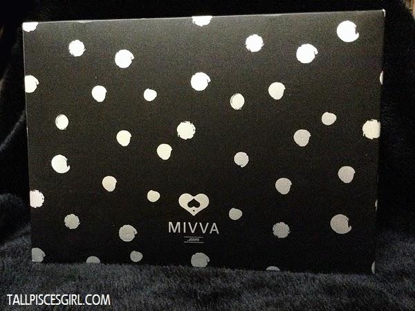 MIVVA Beauty Box July 2013 (My Pamper Kit) 1