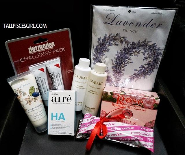 MIVVA Beauty Box August 2013 (Flower Power)