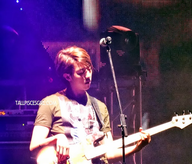 CNBLUE Samsung GALAXY Blue Moon World Tour in Malaysia 2013 [PHOTOS] 15