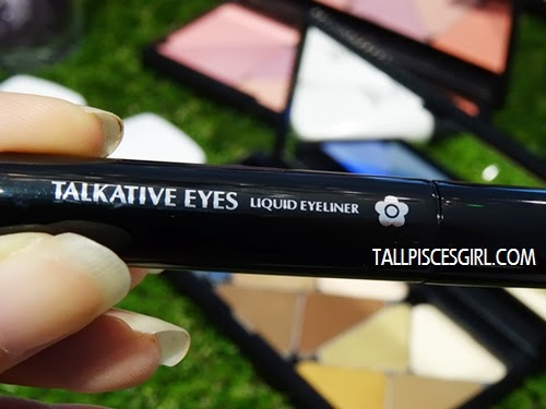 Talkative Eyes Liquid Eyeliner that can last all day! Dries in 5 seconds and waterproof.