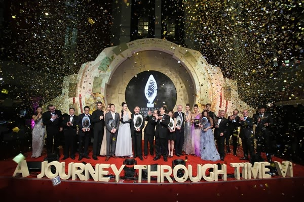 2012 AJTT VI Award night - A JOURNEY THROUGH TIME VII