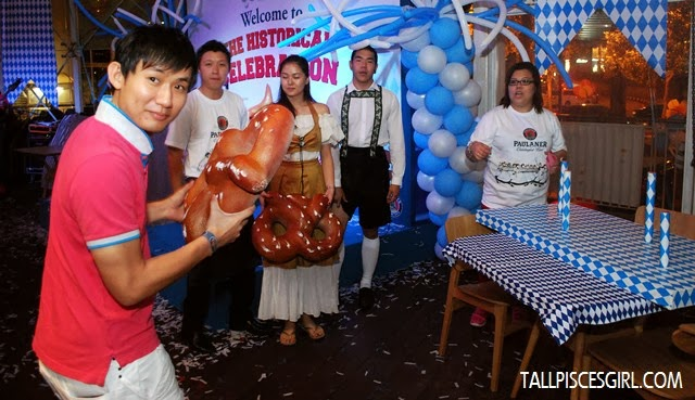 GAB Oktoberfest 2013 Media Launch @ Tujo Bar-sserie & Grill 4
