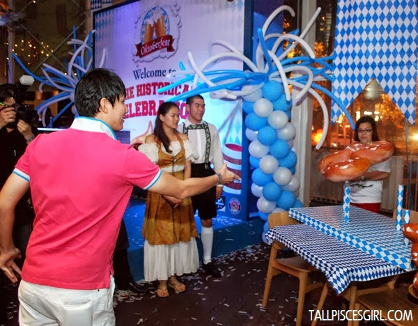 GAB Oktoberfest 2013 Media Launch @ Tujo Bar-sserie & Grill 5