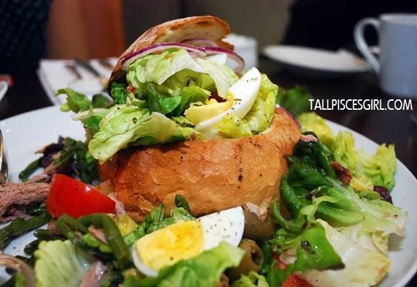 """Salad """"Nicoise"""""""