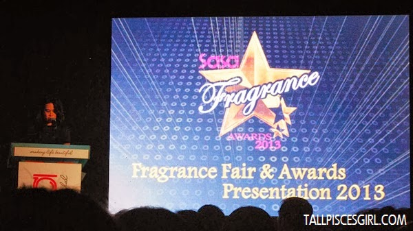 SaSa Fragrance Awards 2013 Finale