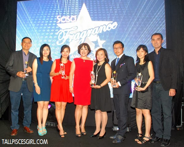 Mr. Albert Ding: Assistant General Manager of Prestige Products (M) Sdn Bhd Ms. Alice Lau: Sa Sa Director of Category Management & Product Development Ms. Janet Loh: General Manager of Luxasia (M) Sdn Bhd. Ms. Corina Loi: Sa Sa Senior Vice President & Country Head Ms. Thong Phooi San: Prestige Business Leader of P&G Mr. Mike Liew: Brand General Manager of Estee Lauder Ms. Tracy Chung: Sa Sa Fragrance Category Manager Mr. Ignatius Tee: Sa Sa Director of Operations and Training