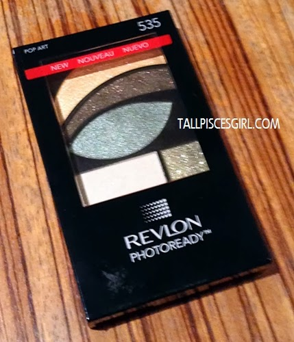 Revlon PhotoReady Eyeshadow Love the shimmer!