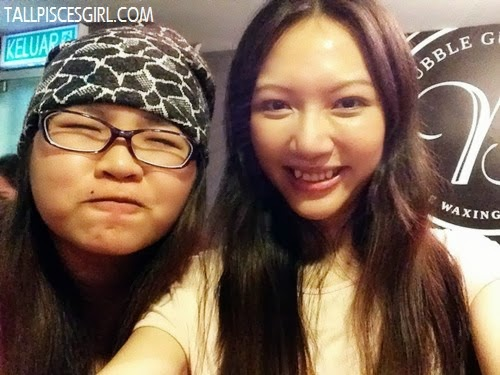 Selca time with Tammy!