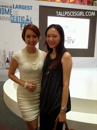 Mrs. Malaysia International 2012, Rachel Sua and I