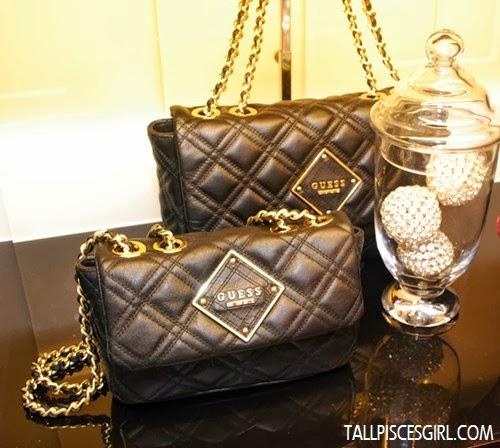 PRIMROSE Mini and Medium Flap Bag in Black