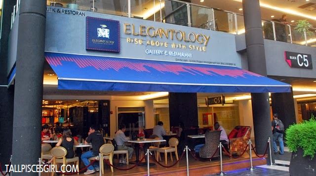Elegantology Gallery & Restaurant, Publika