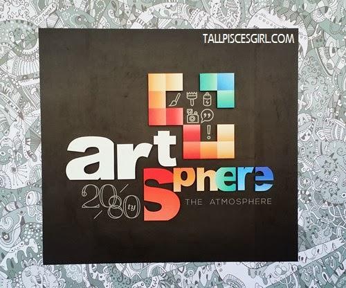 Artsphere 20/8ty @ The Atmosphere