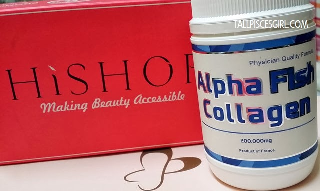 Mega Alpha's Alpha Fish Collagen 200,000mg