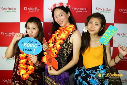 Kinohimitsu Luau Party @ Vila Manja Spa 5