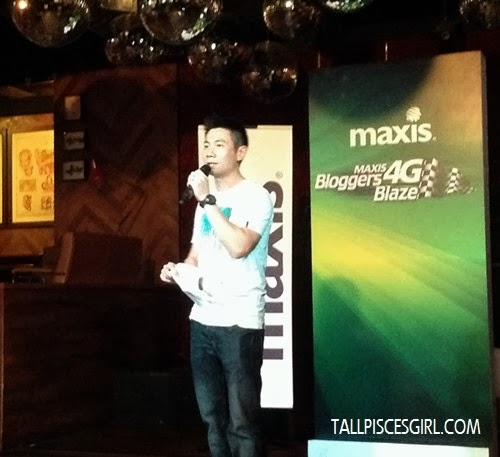How I Won Samsung Galaxy Note 3 from Maxis 4G Bloggers Blaze! 11