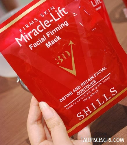 Miracle-Lift Facial Firming Mask