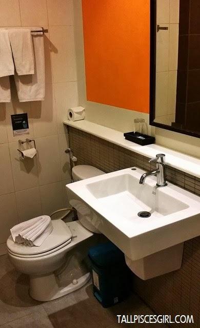 Hotel de Bangkok - Bathroom