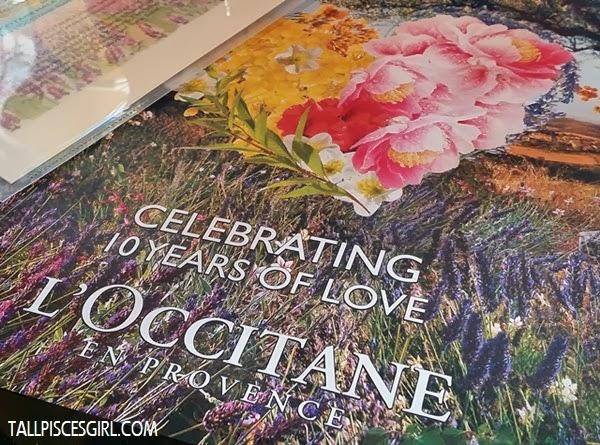 L'OCCITANE Malaysia Celebrates 10th Anniversary 3