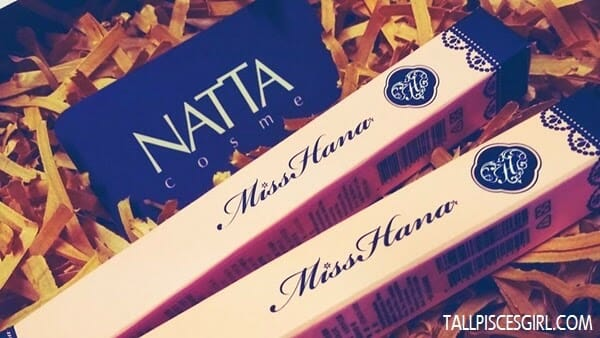 Miss Hana Water Proof Gel Eyeliner