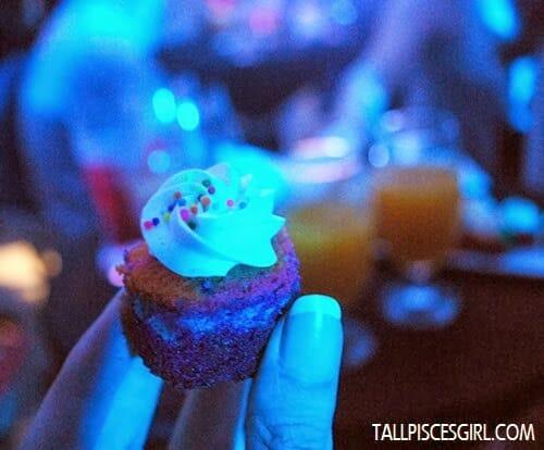 Cute mini cupcake